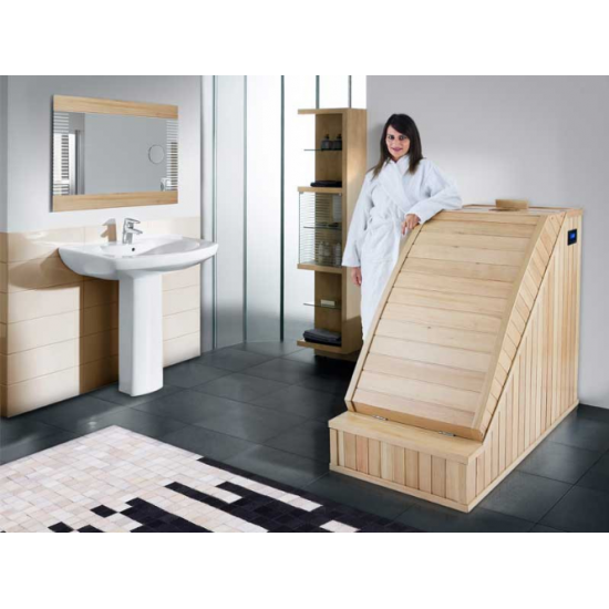 Sauna infrarouge individuel