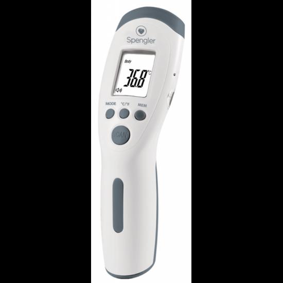 Thermomètre sans contact...